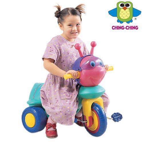 【親親Ching Ching】可愛蜜蜂三輪車 TR-02