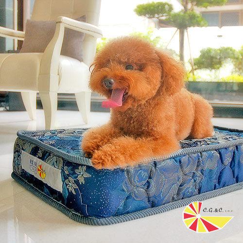 凱蕾絲帝~大中型寵物 獨立筒彈簧床墊 60~90~11cm