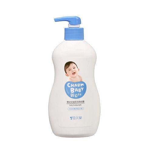 雪芙蘭親貝比嬰幼兒溫和泡泡浴露400ml