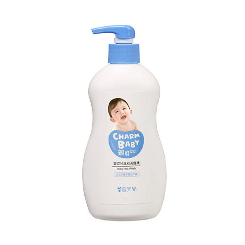 雪芙蘭親貝比嬰幼兒溫和洗髮精400ml