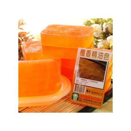 【任選】埔里鎮農會/檀香精油皂1公斤 -friDay購物
