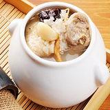 【膳食家】人蔘糯米燉雞獨享盅-420g