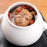 【膳食家】加味四物燉雞湯獨享盅-420g