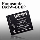Panasonic DMW-BLE9/BLE9 專用相機原廠電池(平輸密封包裝)940mAh GF3/DMC-GF5/GF5
