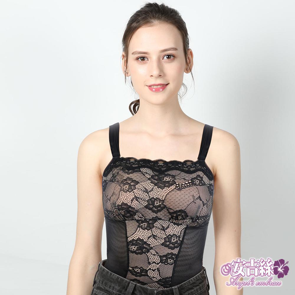 【安吉絲】纖美小可愛透氣輕盈兩截式塑衣褲組/M-XL(超值2套組)