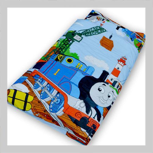 湯瑪士火車.港口.標準型兒童睡袋.全程臺灣製造