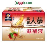 桂格高麗人蔘滋補液60ml x6瓶