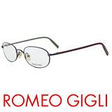 ROMEO GIGLI 復古時尚近視平光眼鏡★雙色鏡腳造型★ RG155504