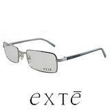 EXTE 時尚金屬全框近視平光眼鏡 EX086