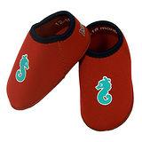 ImseVimse-水陸兩用防滑鞋(紅色/2-3years)