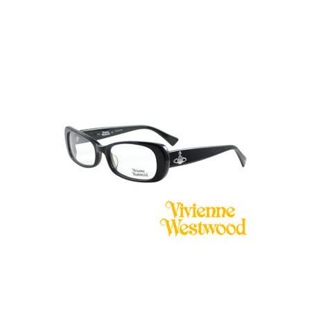 Vivienne Westwood 光學鏡框★英倫龐克風★(黑) VW0097 02