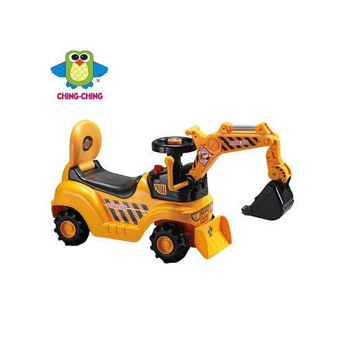 【親親Ching Ching】挖土機造型學步車 WJ007