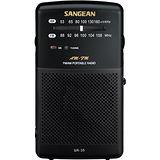 【SANGEAN】二波段 掌上型收音機AM/FM (SR-35)