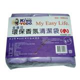 金優豆環保香氛清潔垃圾袋(小)
