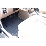 TOYOTA WISH汽車(7人)專用EVA鷹爪止滑腳踏墊{休旅車量身訂做專用款}