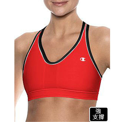 新品★Champion【甜心】運動內衣【6619】紅色