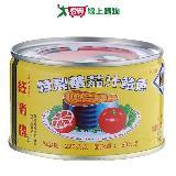 紅鷹牌蕃茄汁鯖魚-黃罐220G*3