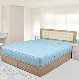《Homelike》艾凡6尺床組+獨立筒床墊-雙人加大(二色任選)