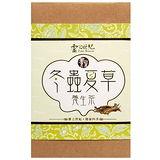 【任選】靈之世紀 冬蟲夏草茶7包/盒(沖泡)