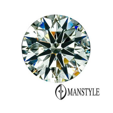 MANSTYL GIA 1.03ct F-VS1 裸鑽