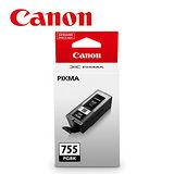 CANON PGI-755BK 原廠黑色XXL墨水匣