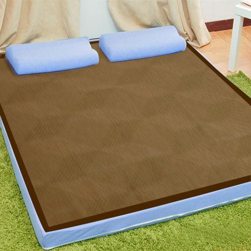 KOTAS 吸濕排汗+沁涼紙纖10CM記憶床墊(單人)