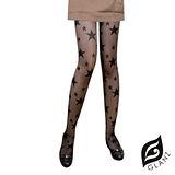GLANZ格藍絲 日系甜美辛辣造型顯瘦透膚襪-閃耀新星