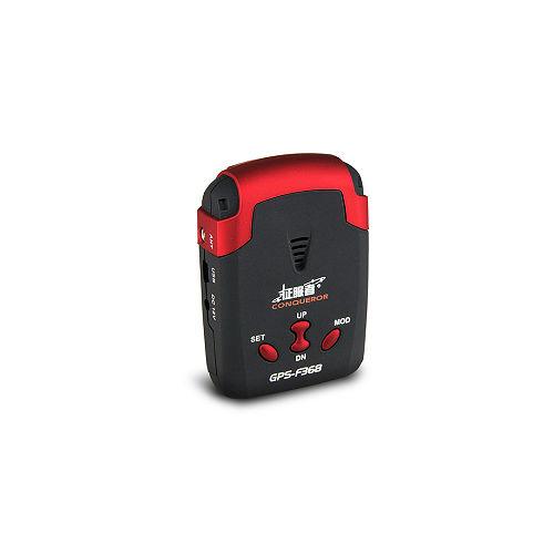 征服者 GPS~F368 行車雷達測速器