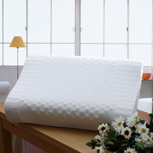 HOYACASA健康按摩乳膠枕(二入)