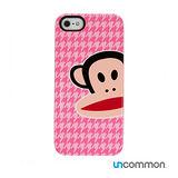 Uncommon iPhone5 / 5s Paul Frank系列 滑蓋保護殼- Zoom Julius HT Pink