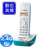 《Panasonic》 2.4GHz數位無線電話 KX-TG3411 (湖水藍)