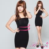 【BeautyFocus】輕機能平口內搭小可愛-2555黑色