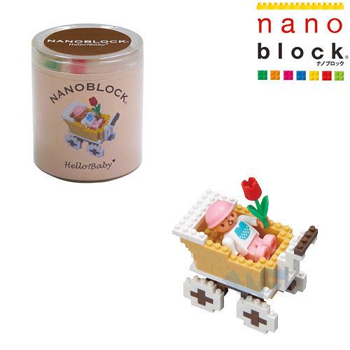 【Nano Block任選館】人生系列-娃娃車(ML-026)