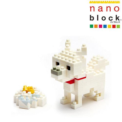 【Nano Block任選館】動物系列-北海道犬 (NBC-005)