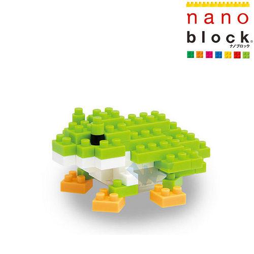 【Nano Block任選館】動物系列-青蛙 (NBC-007)