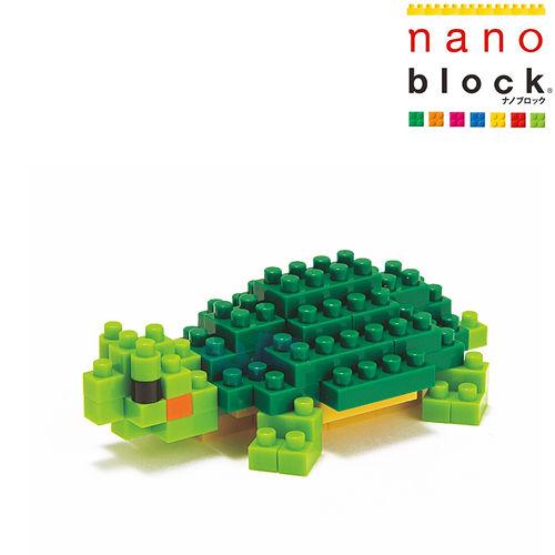 【Nano Block任選館】動物系列-巴西龜 (NBC-033)