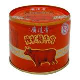 廣達香辣紅燒牛肉210g x3