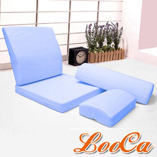 【LooCa】吸濕排汗超釋壓套組(共2色)