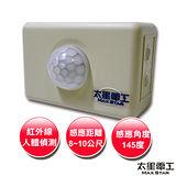 【太星電工】紅外線人體感測控器 WD201