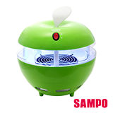 SAMPO聲寶9瓦光觸媒吸入式捕蚊燈MLS-W1209CL綠