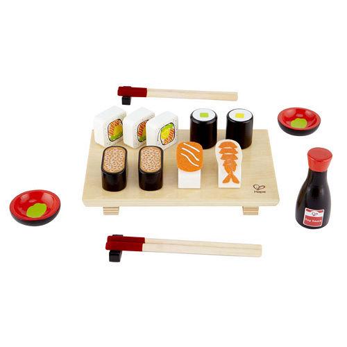 德國Hape愛傑卡-下午茶系列日式壽司