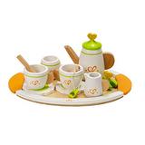 德國Hape愛傑卡-下午茶系列 英式茶杯組