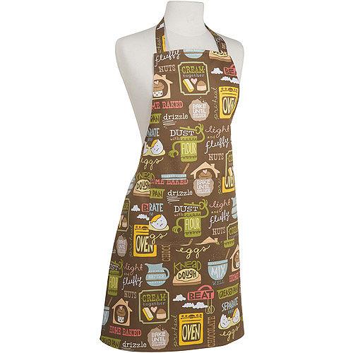 ~NOW~平口單袋圍裙 烘焙趣