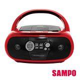 SAMPO聲寶手提CD音響 AK-W1202L