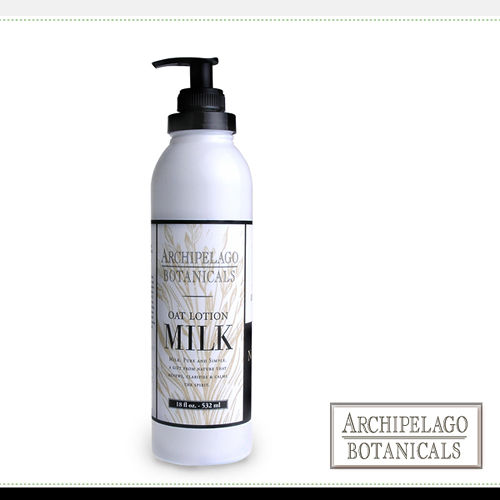 【愛琴海】燕麥牛奶身體乳液