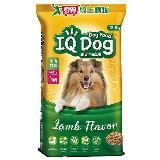 IQ Dog 聰明乾狗糧-羊肉口味成犬配方13.5KG