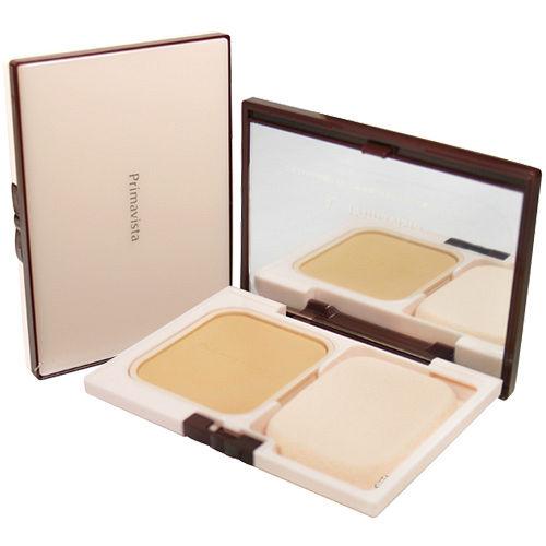 SOFINA蘇菲娜 輕透裸膚長效粉餅SPF25PA++(9g)+盒[隨機出貨]