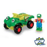 英國【WOW Toys 驚奇玩具】 農場越野車 班尼