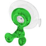《KOZIOL》小個兒吸盤牙刷架(透綠)