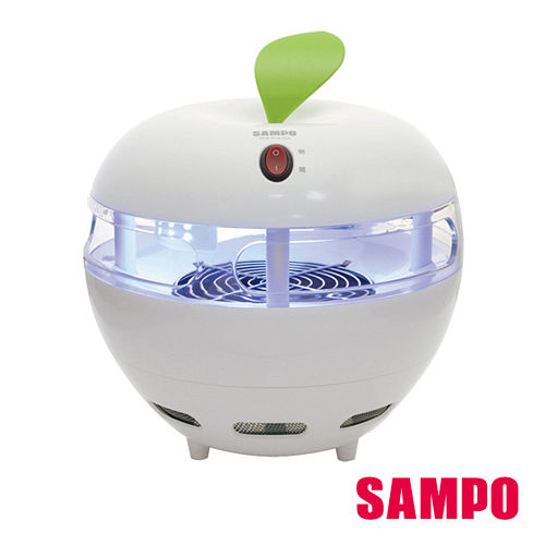 SAMPO聲寶9瓦光觸媒吸入式捕蚊燈MLS-W1219CL白
